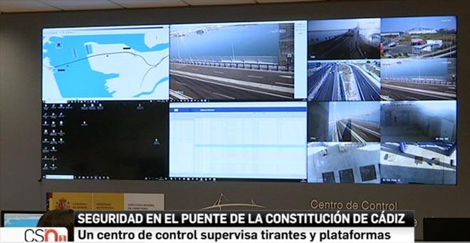 Centro control puente