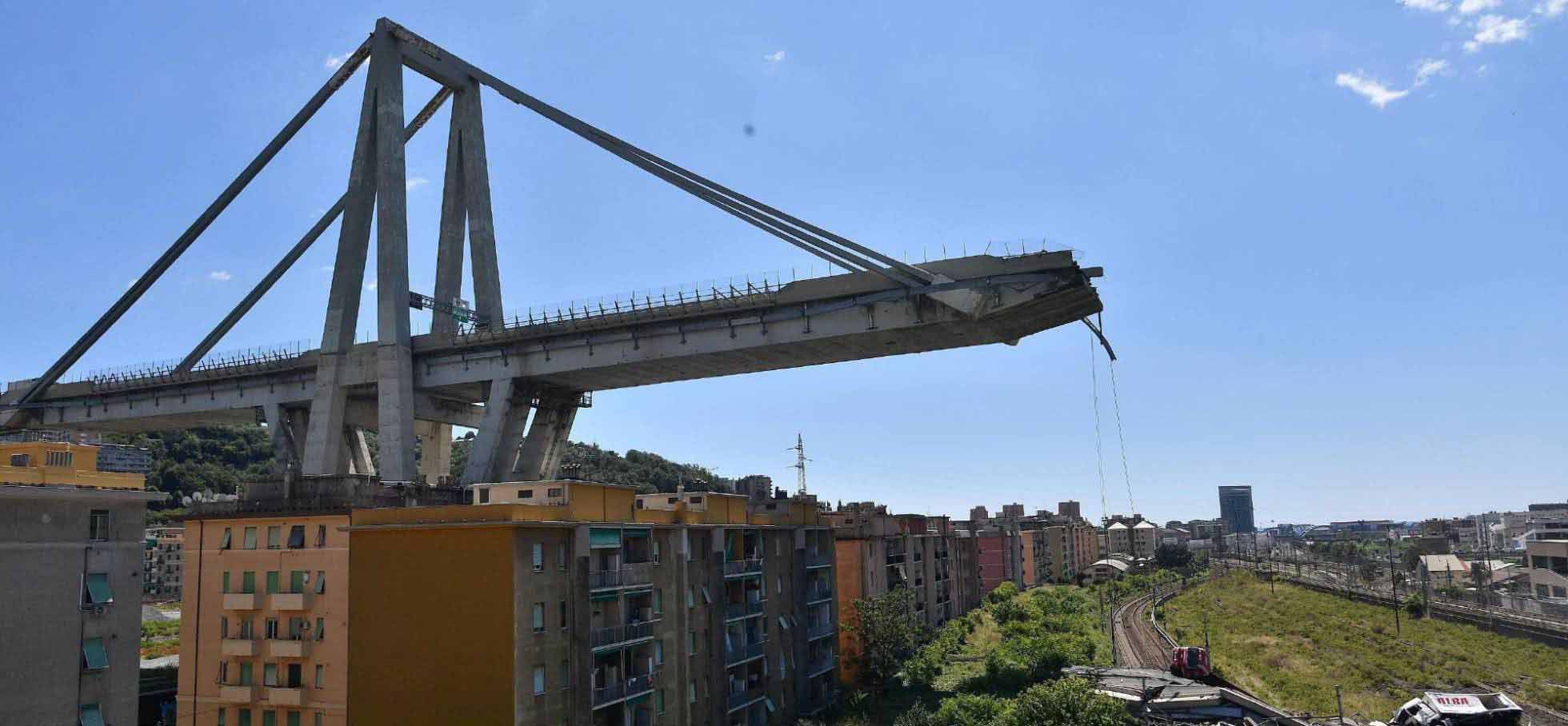 ponte morandi, epc tracker