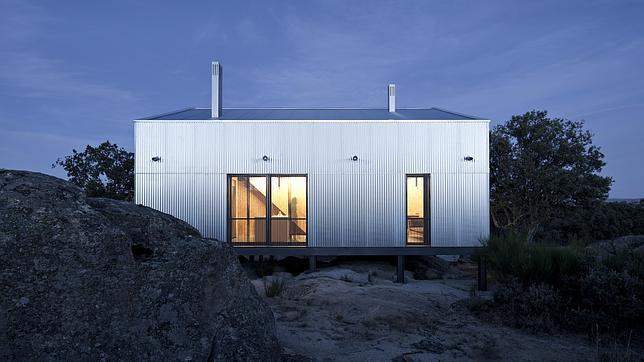 construir un hogar de forma industrial