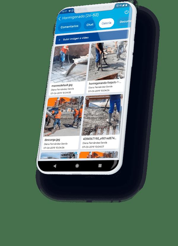 Digitaliza la obra con EPC Tracker