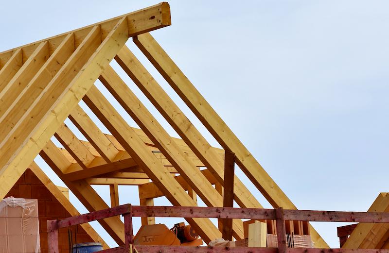 madera construcción